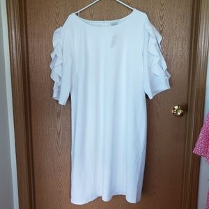 Cato White Formal Dress NWT